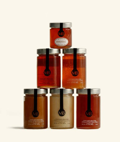 Adopt a Hive with The Mad Rose Honey Subscription