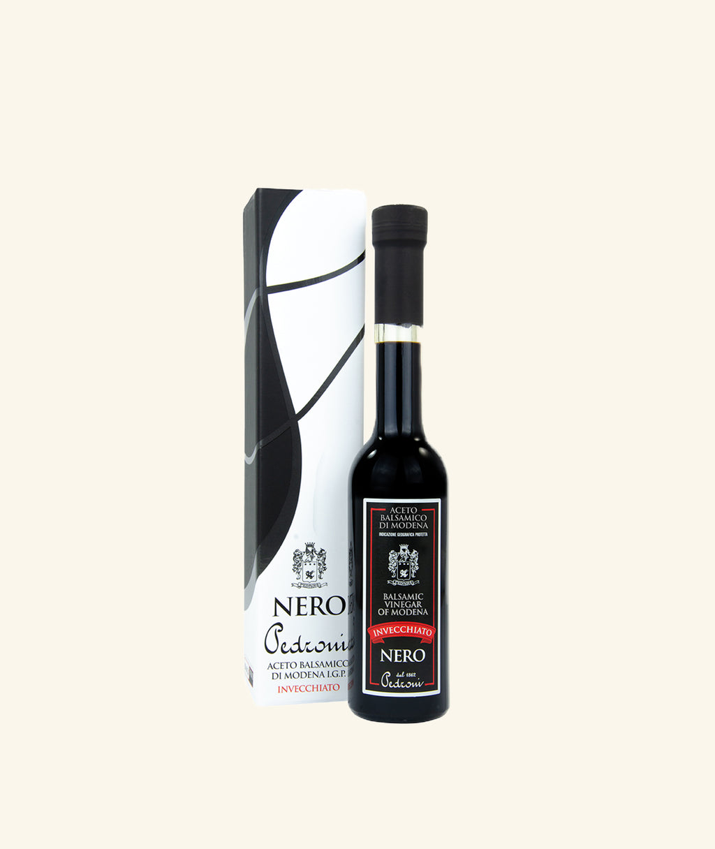NERO I.G.P Balsamic Vinegar of Modena
