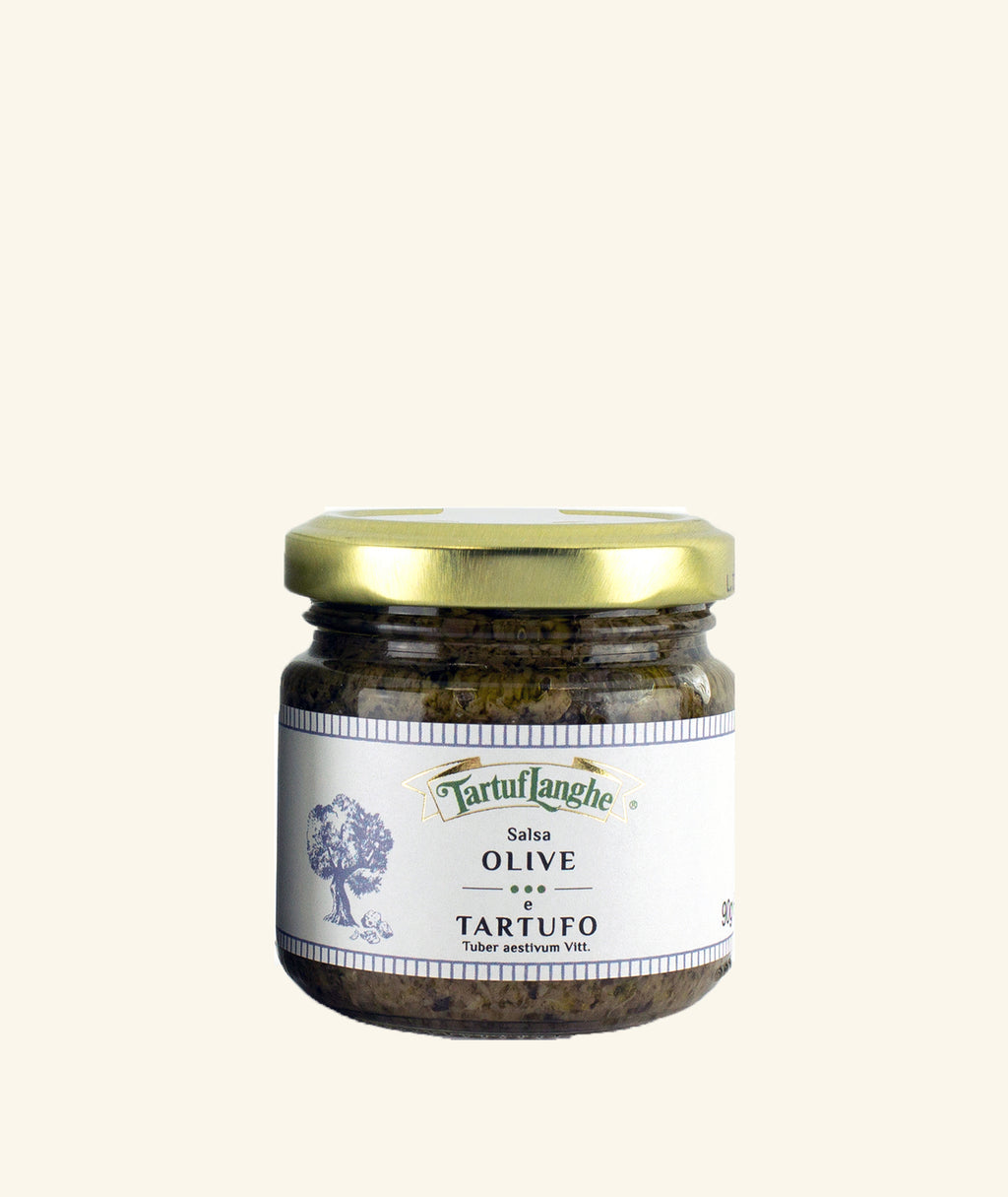 Olive and Truffle Spread
