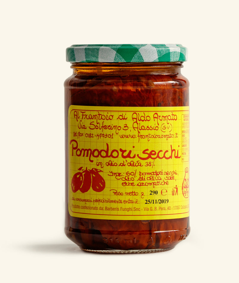 Pomodori Secchi Sun Dried Tomatoes Mad Rose Specialty Foods