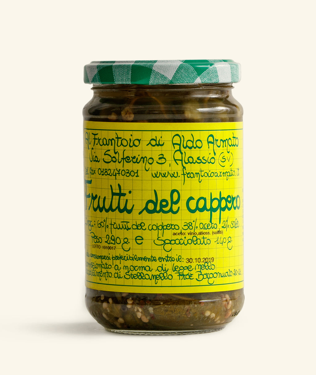 Frutti del Cappero - Caper Fruits