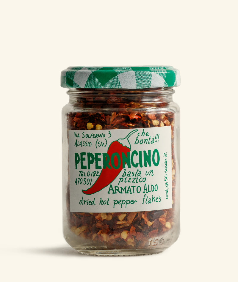 Peperoncino - Dried Red Pepper Flakes
