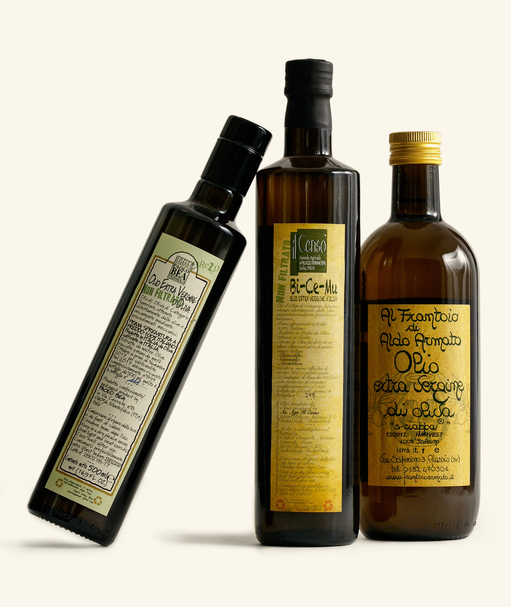 The Olive Oil Collection