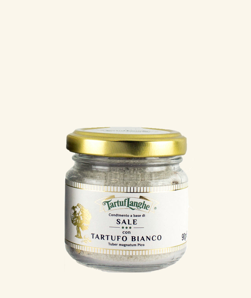 Grey Salt from Guérande with White Truffle