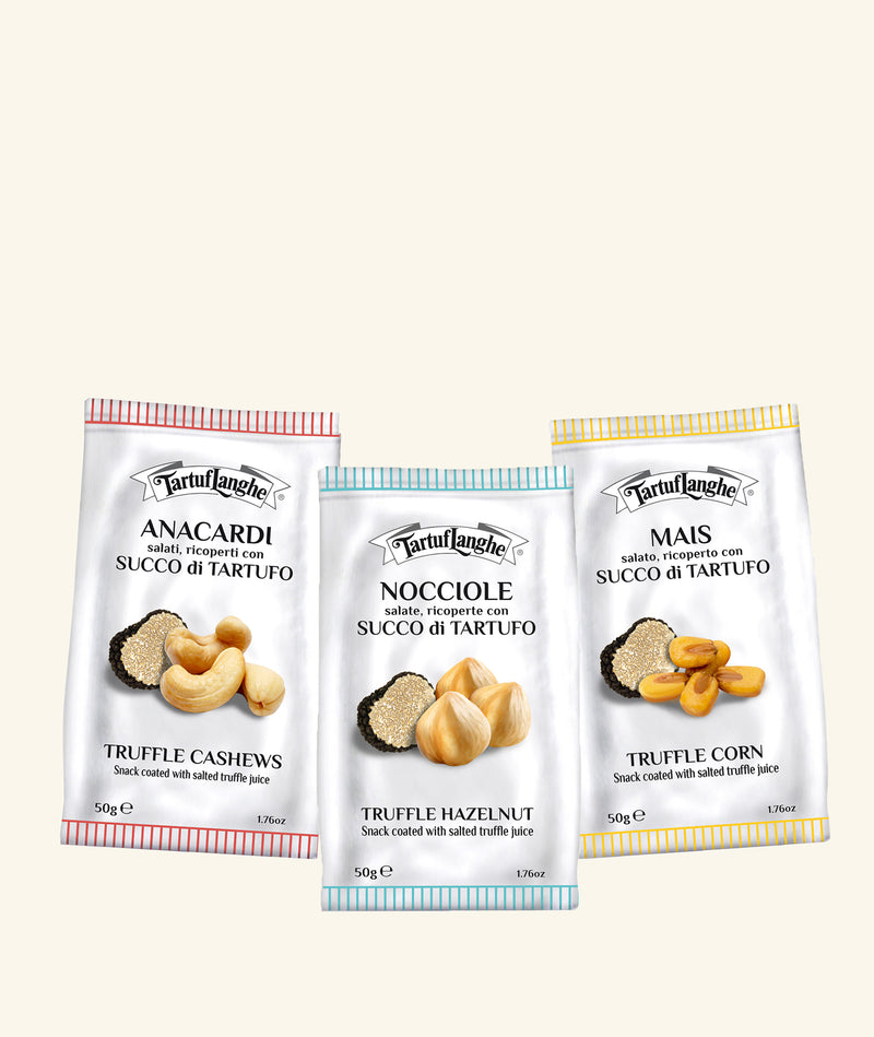 NUTS FOR TRUFFLES