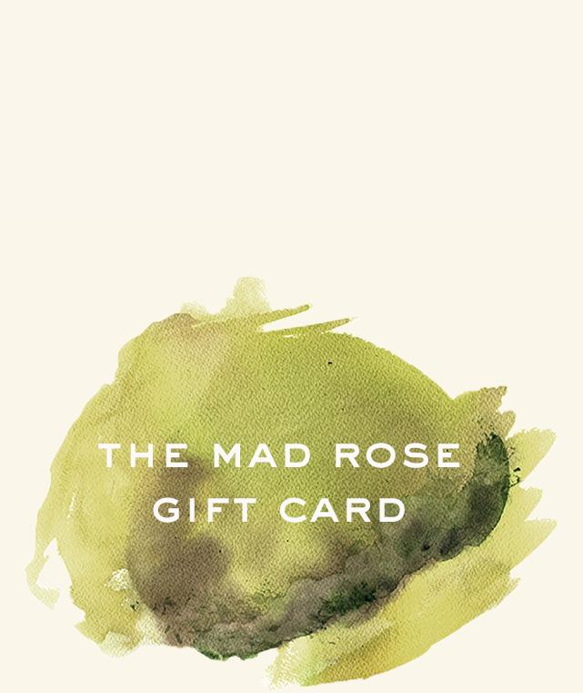 The Mad Rose Gift Card