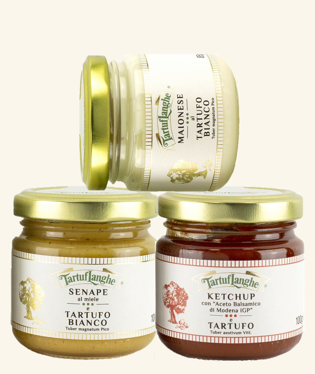 The Truffle Condiment Set