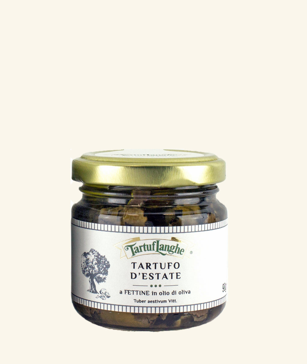 Summer Truffle Slices in Olive Oil