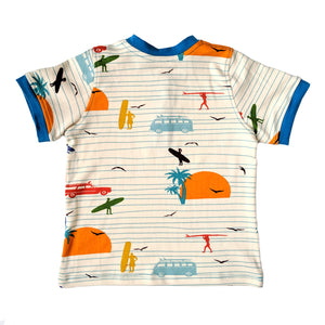 Henley Shirt, Surfers, organic cotton
