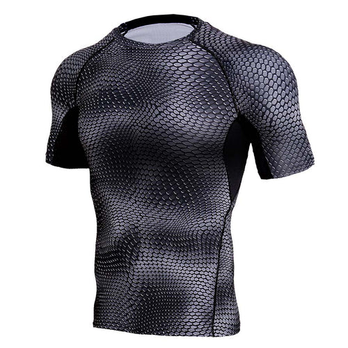 Base Layer Tight Compression Shirt