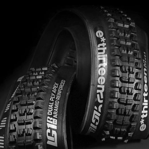 "All-Terrain 2.4"" Enduro Tires"