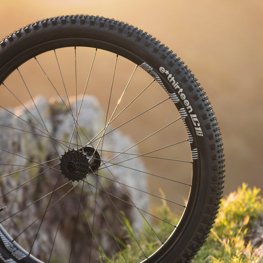 "Semi-Slick 2.35"" Enduro Tires"