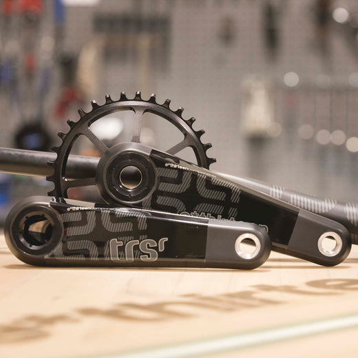 TRS Race Carbon Cranks - Gen4