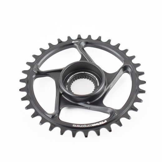 e*spec Direct Mount Chainring - Aluminum