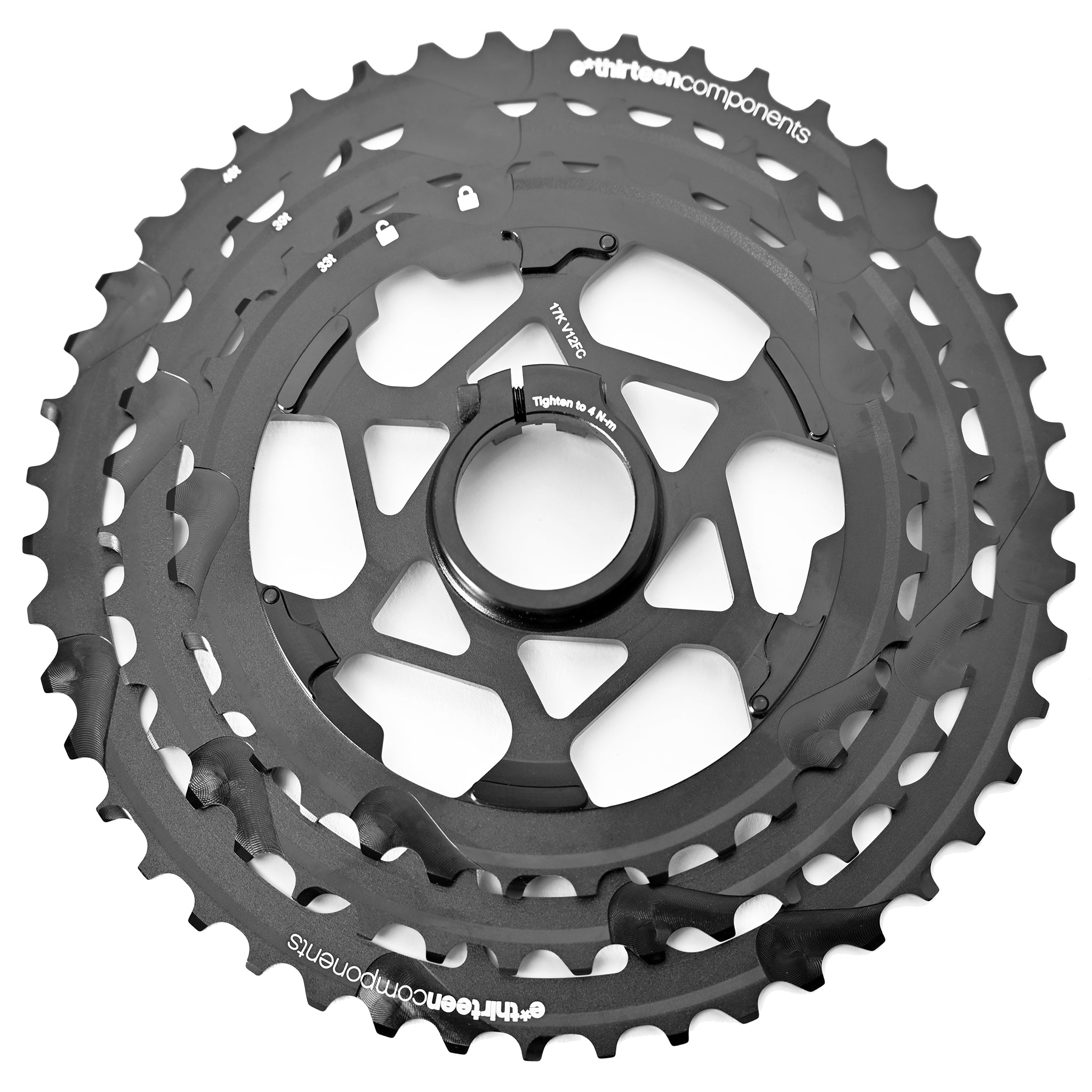 TRS Race Cassette Replacement Parts