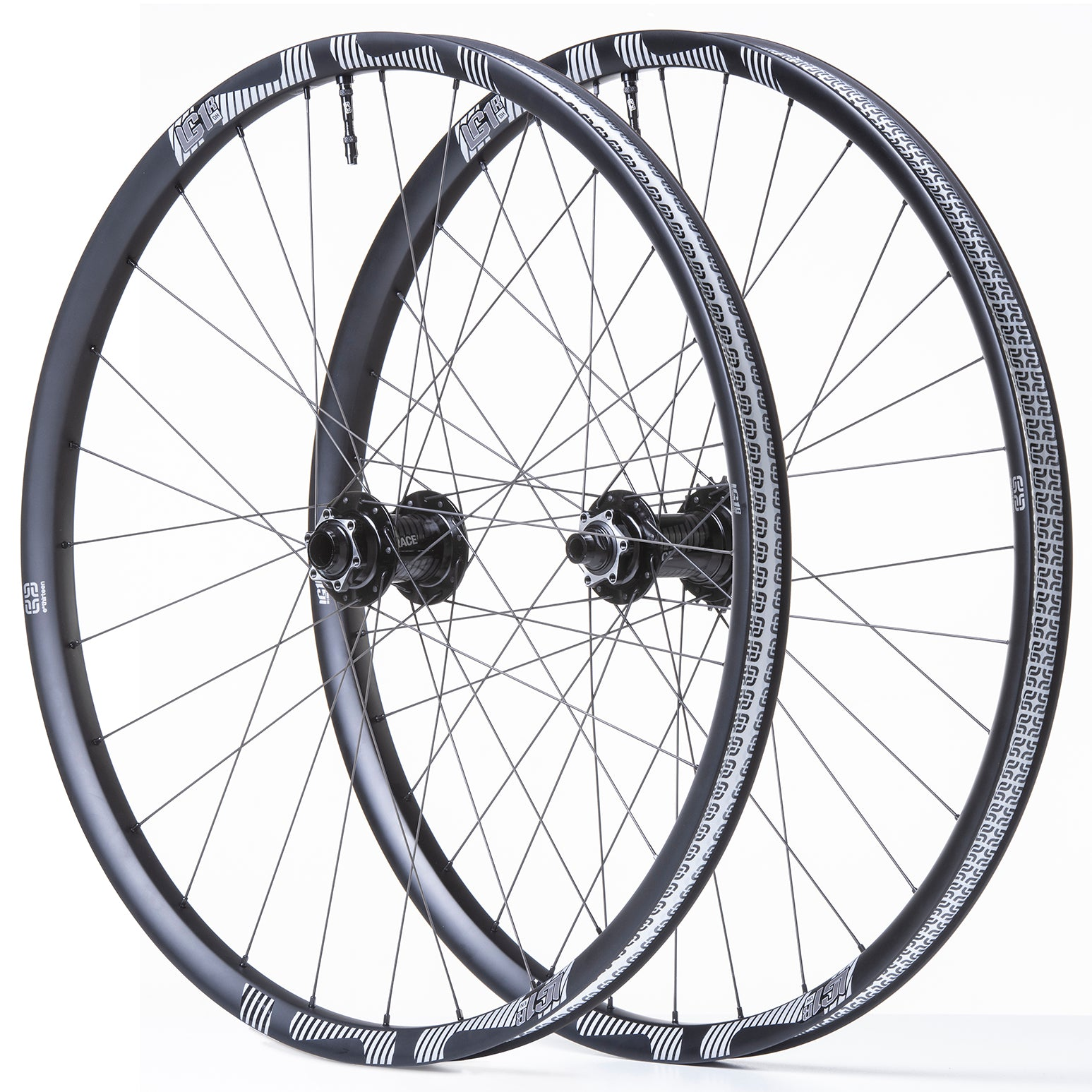 LG1 Race Carbon Downhill Wheels