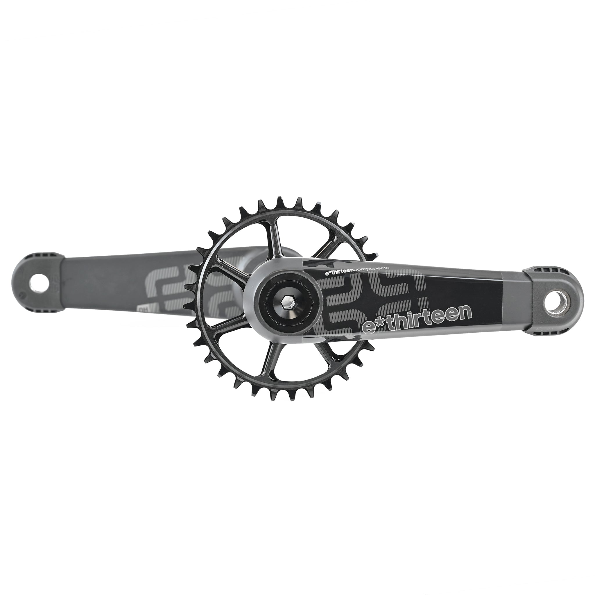 LG1 Race Carbon Cranks - Gen4
