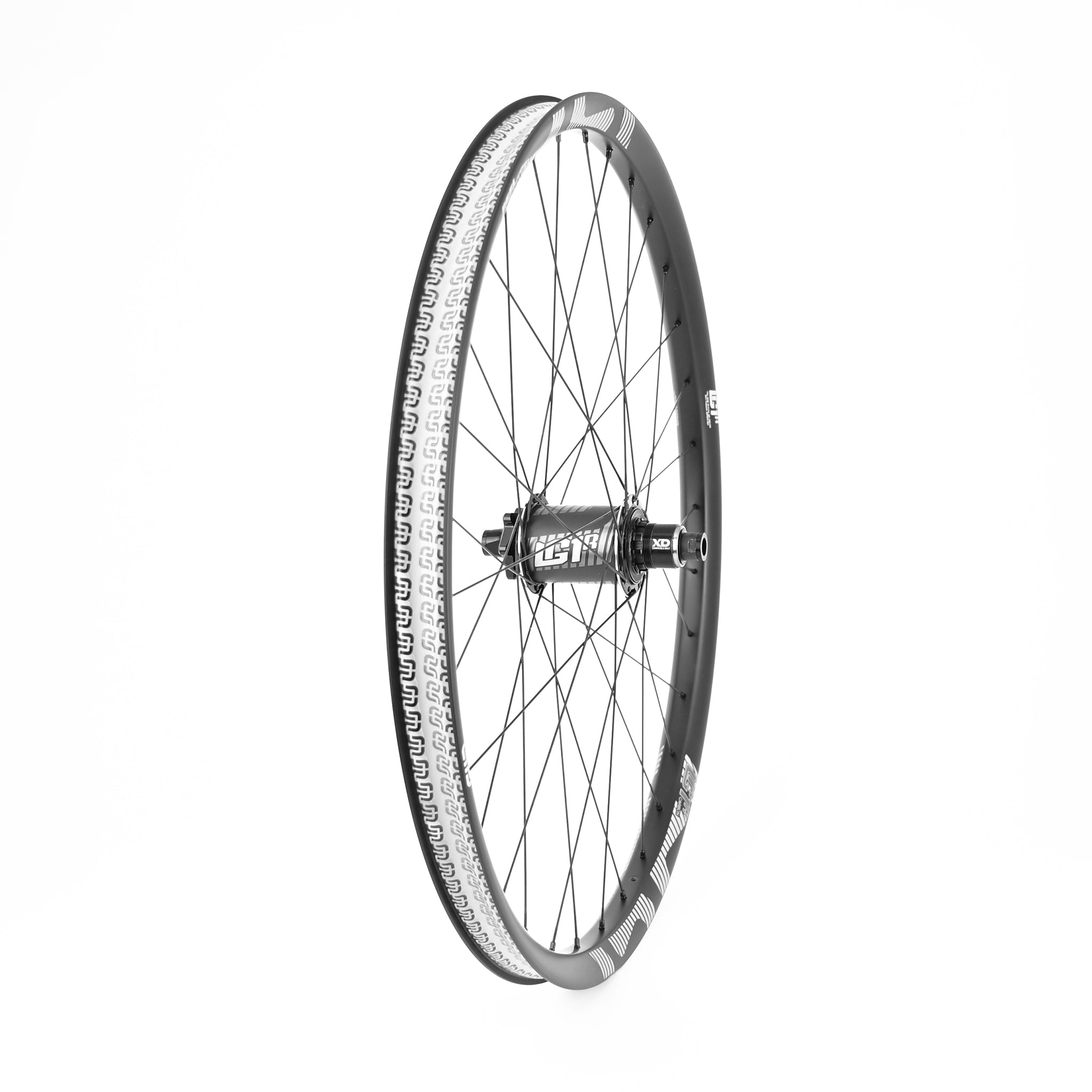 LG1 Race Carbon Downhill Wheels (2018)