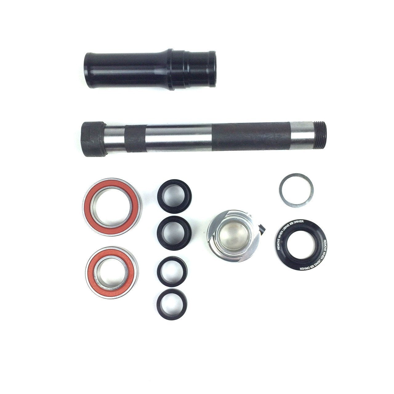 Rear Hub Gen2 Axle Kit