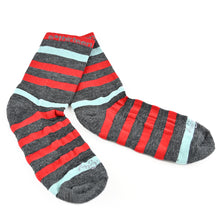 Load image into Gallery viewer, e*thirteen Stripe Socks
