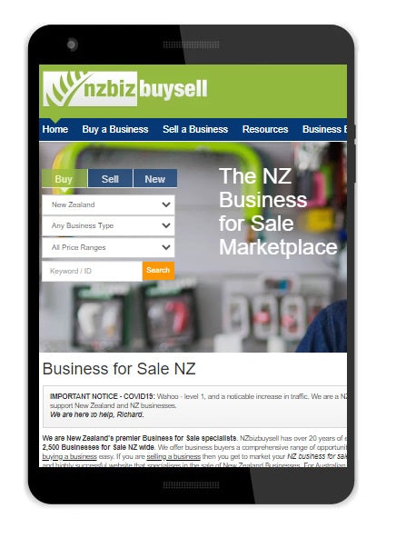 nzbizbuysell.co.nz - Featured