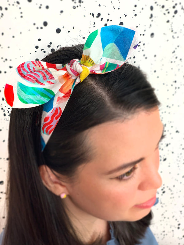 Confetti and Gems Headband - Strebor Clothing