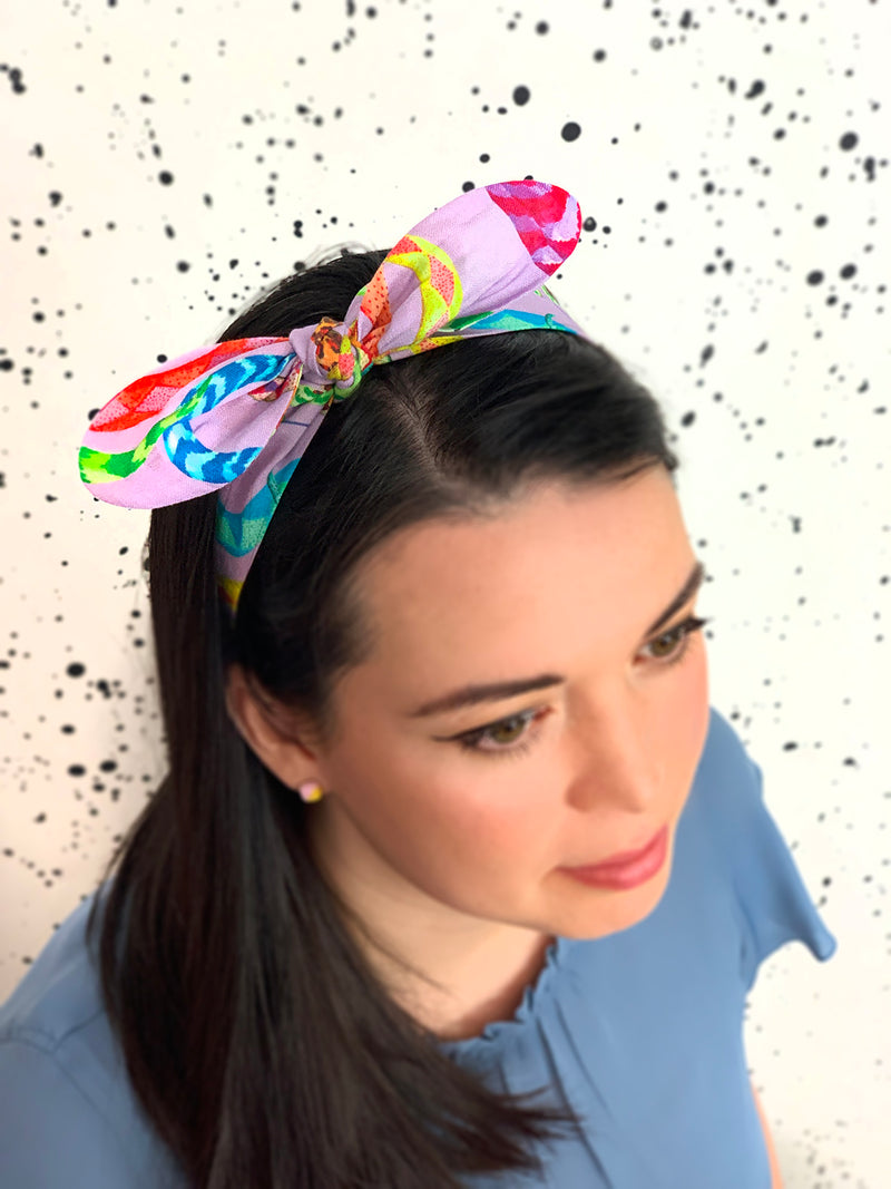 Medusa Headband - Strebor Clothing
