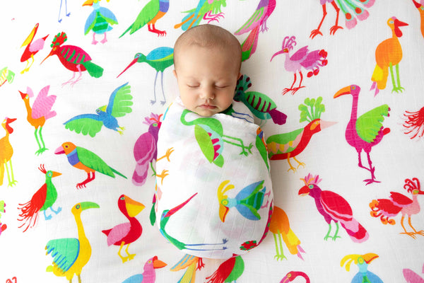 Nest Swaddle - Strebor Clothing