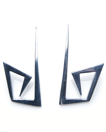 Glen Yank 1980's Earrings