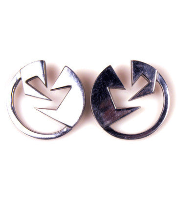 Glen Yank Cut Out Earrings