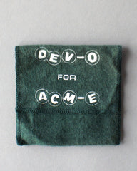 "Mark Mothersbaugh of Devo ""Icon-Bomb"" Brooch"