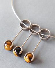 Elis Kauppi Tigers Eye Necklace