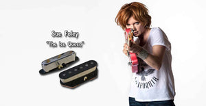"Sue Foley Signature ""The Ice Queen"" Pickup Set for Tele®"