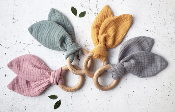 baby teething accessories