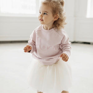 Tulle Skirt - Marshmallow