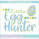 Little Egg Hunter PNG Design