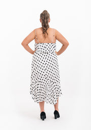 Spotty Summer Dress