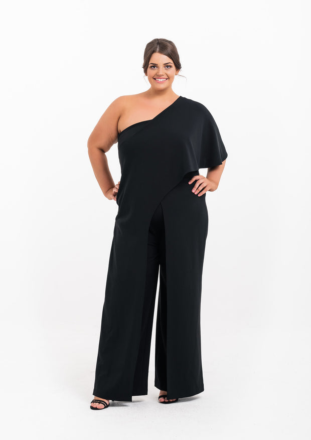 Harper Stretch Jumpsuit