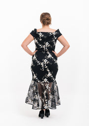 Isseym Off Shoulder Evening Gown