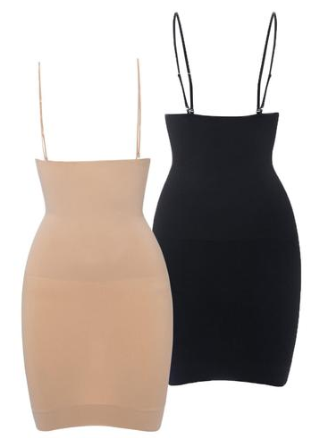 Ultimate Stay Up Dress Slip (VERY FIRM SUPPORT)