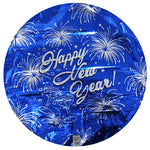 Blue New Year