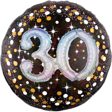 Sparkling Birthday 30