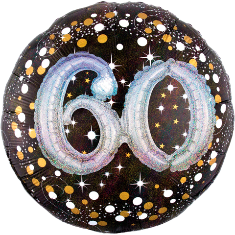 Sparkling Birthday 60