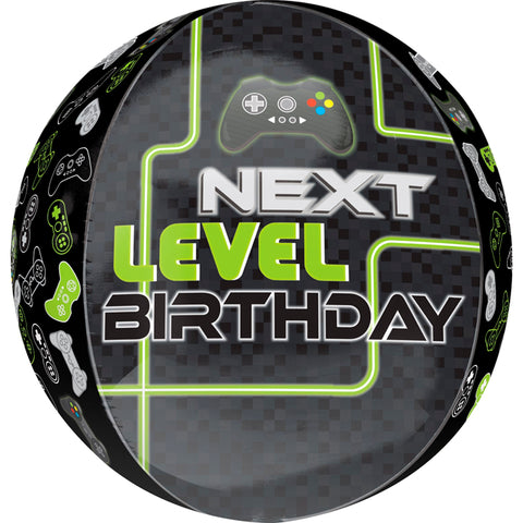 Level Up Birthday