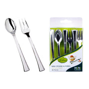 Mini Spoons & Forks