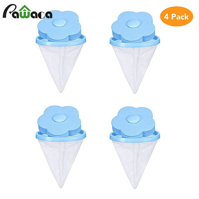 Icecream pet hair catchers