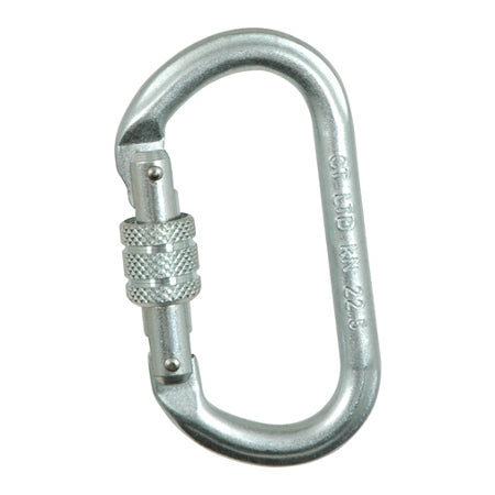Steel Oval Screw Gate