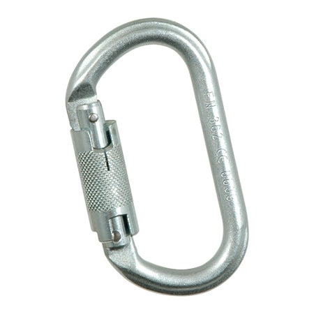 Steel Oval Twist Lock