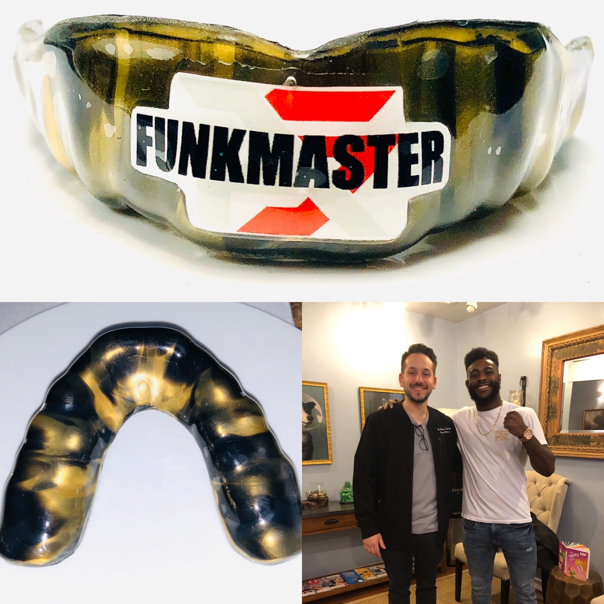 Aljamain Sterling Funkmaster Limited Edition