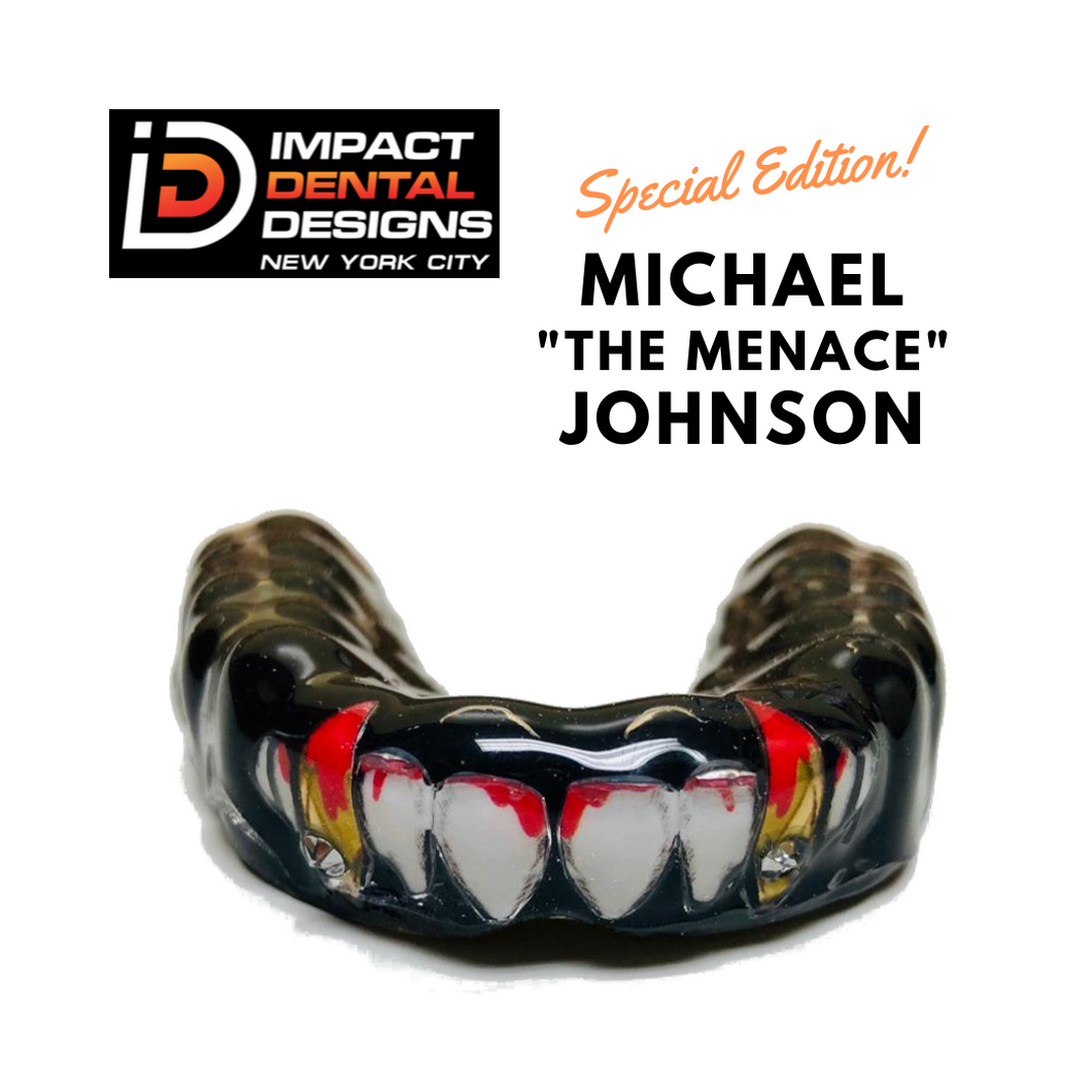 Michael Johnson Special Edition